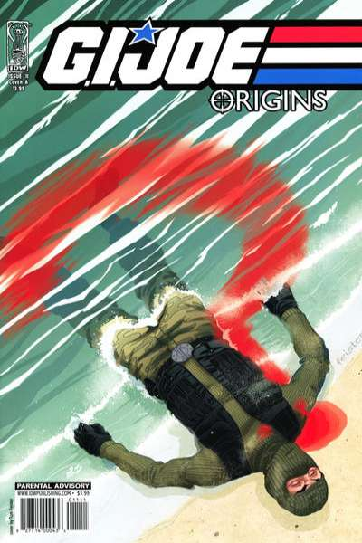 G.I. Joe: Origins #11 comic books for sale