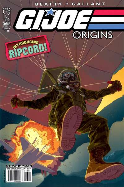 G.I. Joe: Origins #13 Comic Books - Covers, Scans, Photos  in G.I. Joe: Origins Comic Books - Covers, Scans, Gallery