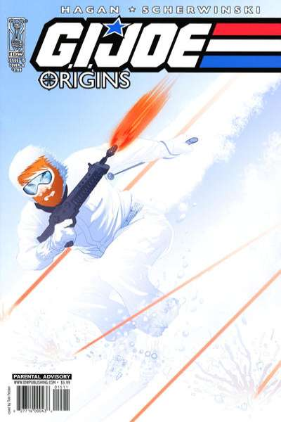 G.I. Joe: Origins #15 cheap bargain discounted comic books G.I. Joe: Origins #15 comic books
