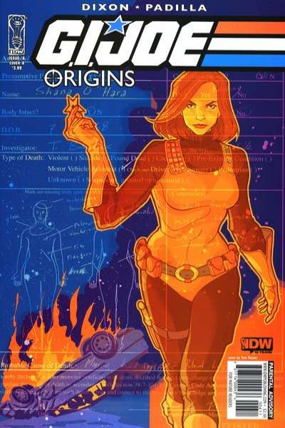 G.I. Joe: Origins #6 comic books for sale