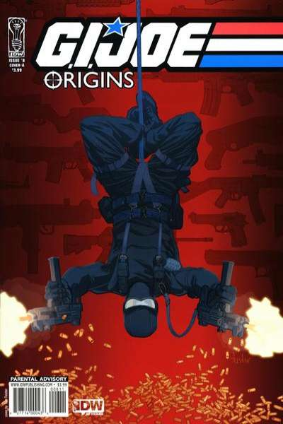 G.I. Joe: Origins #8 cheap bargain discounted comic books G.I. Joe: Origins #8 comic books
