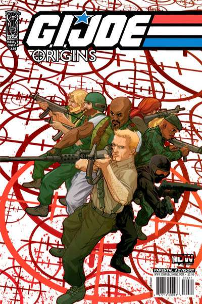 G.I. Joe: Origins #9 comic books for sale