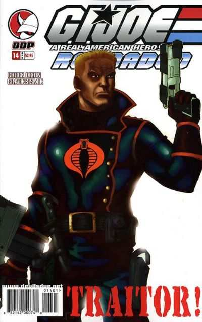 G.I. Joe: Reloaded #14 comic books - cover scans photos G.I. Joe: Reloaded #14 comic books - covers, picture gallery
