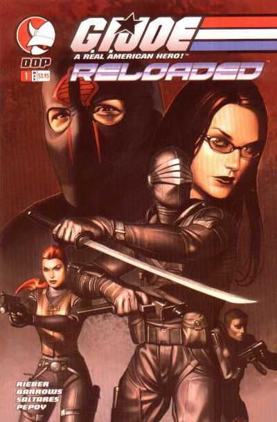 G.I. Joe: Reloaded #7 comic books - cover scans photos G.I. Joe: Reloaded #7 comic books - covers, picture gallery