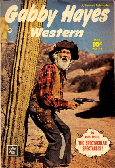 Gabby Hayes Western #18 Comic Books - Covers, Scans, Photos  in Gabby Hayes Western Comic Books - Covers, Scans, Gallery