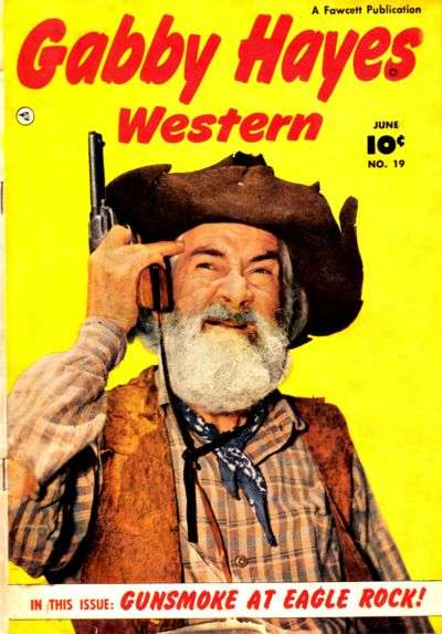 Gabby Hayes Western #19 Comic Books - Covers, Scans, Photos  in Gabby Hayes Western Comic Books - Covers, Scans, Gallery