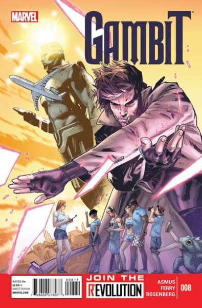 Gambit #8 comic books for sale