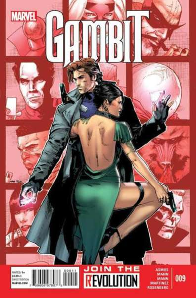 Gambit #9 Comic Books - Covers, Scans, Photos  in Gambit Comic Books - Covers, Scans, Gallery