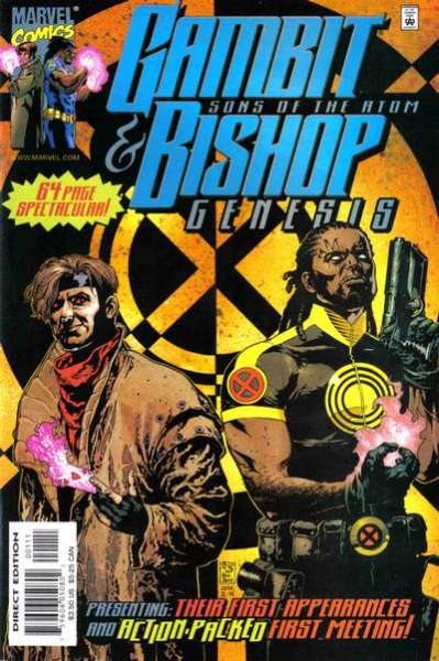 Gambit & Bishop #1 comic books for sale