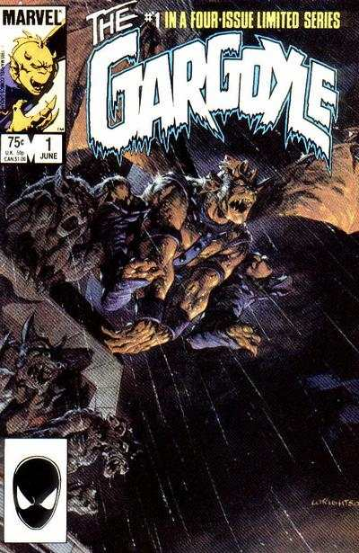 Gargoyle #1 comic books - cover scans photos Gargoyle #1 comic books - covers, picture gallery