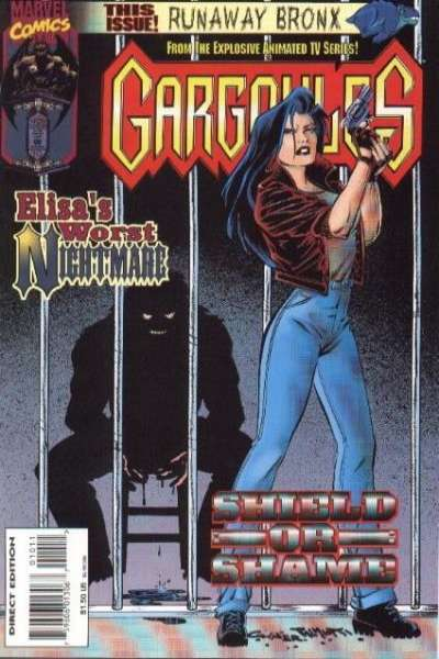 Gargoyles #10 comic books for sale