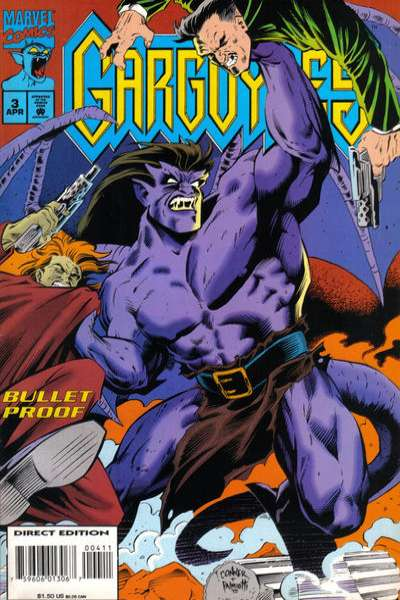 Gargoyles #3 Comic Books - Covers, Scans, Photos  in Gargoyles Comic Books - Covers, Scans, Gallery