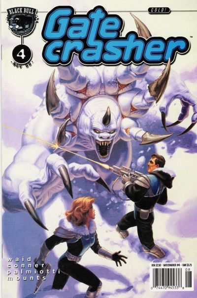Gatecrasher #4 Comic Books - Covers, Scans, Photos  in Gatecrasher Comic Books - Covers, Scans, Gallery