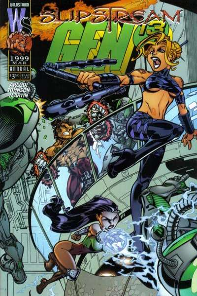 Gen 13 #1999 cheap bargain discounted comic books Gen 13 #1999 comic books