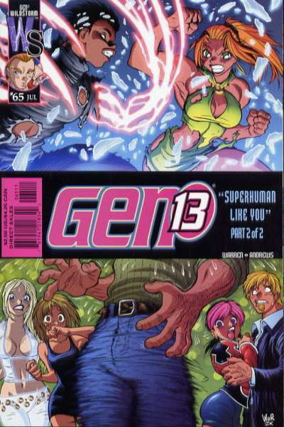 Gen 13 #65 Comic Books - Covers, Scans, Photos  in Gen 13 Comic Books - Covers, Scans, Gallery