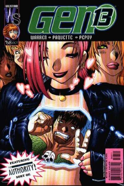 Gen 13 #68 comic books for sale