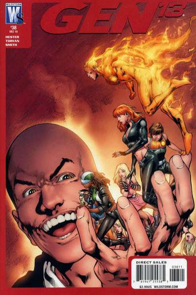 Gen 13 #38 Comic Books - Covers, Scans, Photos  in Gen 13 Comic Books - Covers, Scans, Gallery