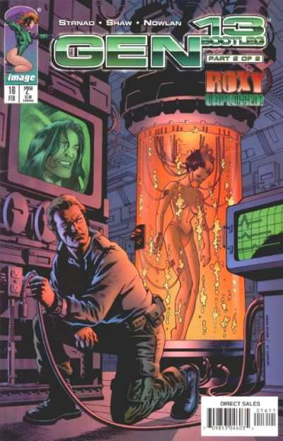 Gen 13 Bootleg #16 Comic Books - Covers, Scans, Photos  in Gen 13 Bootleg Comic Books - Covers, Scans, Gallery