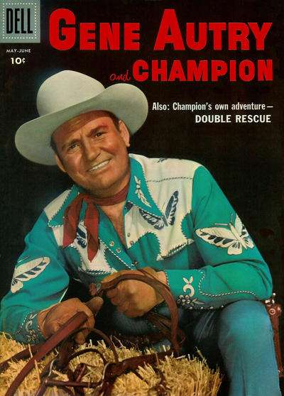 Gene Autry Comics #109 comic books for sale