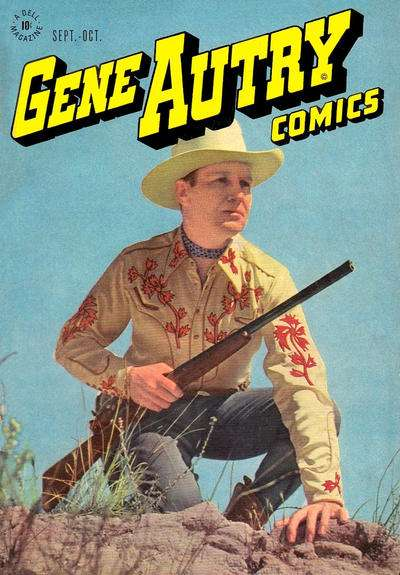 Gene Autry Comics #3 Comic Books - Covers, Scans, Photos  in Gene Autry Comics Comic Books - Covers, Scans, Gallery