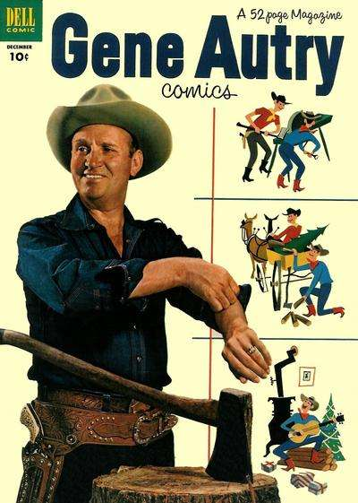 Gene Autry Comics #70 comic books for sale