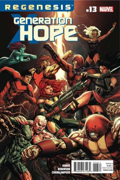 Generation Hope #13 comic books for sale