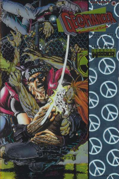 Geomancer # comic book complete sets Geomancer # comic books