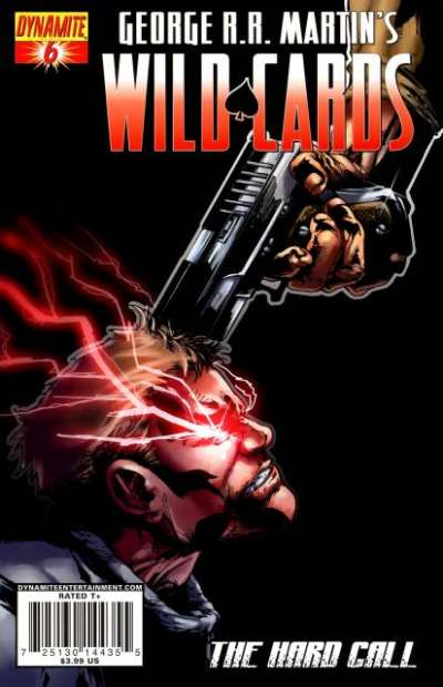 George R.R. Martin's Wild Cards #6 comic books for sale