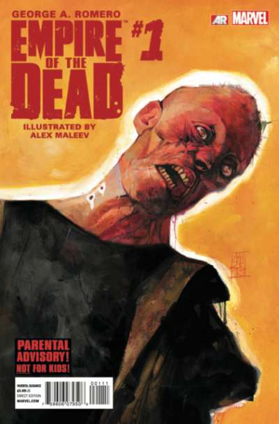George Romero's Empire of the Dead: Act One Comic Books. George Romero's Empire of the Dead: Act One Comics.