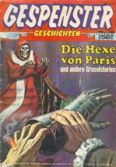 Gespenster comic books