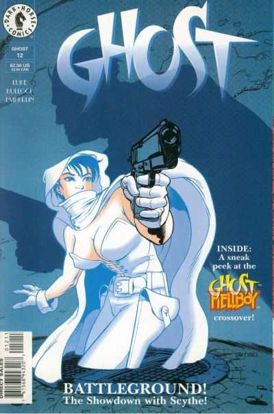 Ghost #12 comic books for sale