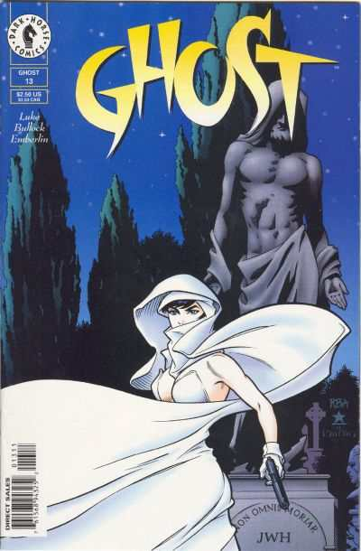 Ghost #13 comic books for sale