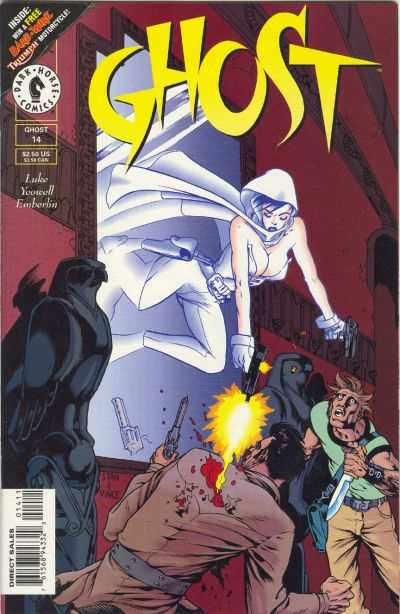 Ghost #14 comic books for sale