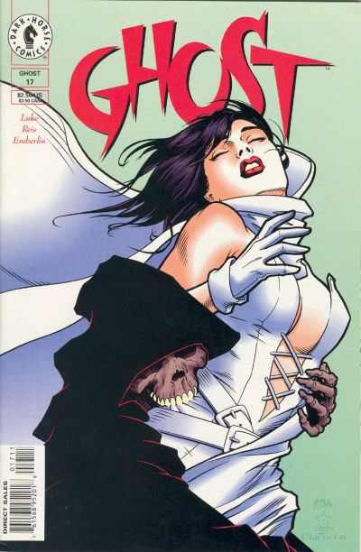 Ghost #17 comic books for sale
