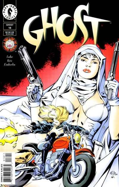 Ghost #18 comic books for sale