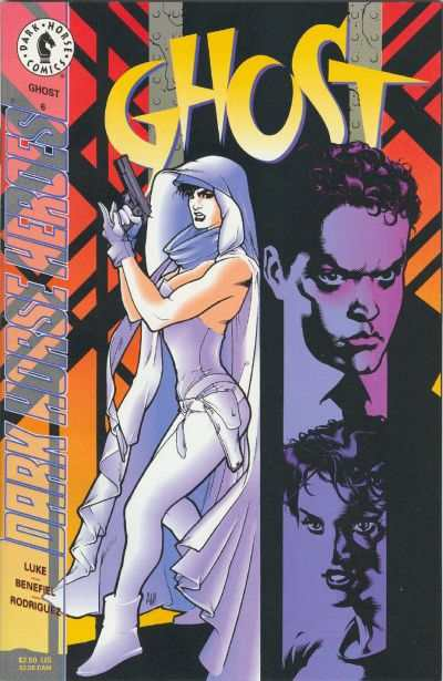 Ghost #6 comic books for sale