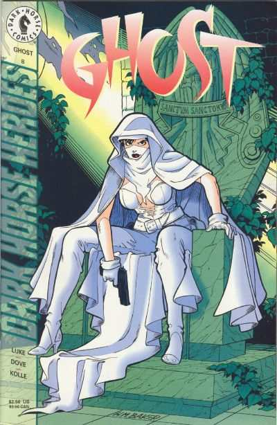 Ghost #8 comic books for sale