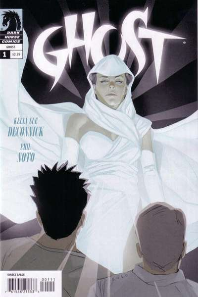 Ghost Comic Books. Ghost Comics.