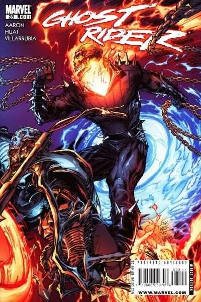 Ghost Rider #28 comic books - cover scans photos Ghost Rider #28 comic books - covers, picture gallery