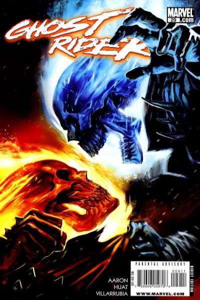 Ghost Rider #29 Comic Books - Covers, Scans, Photos  in Ghost Rider Comic Books - Covers, Scans, Gallery