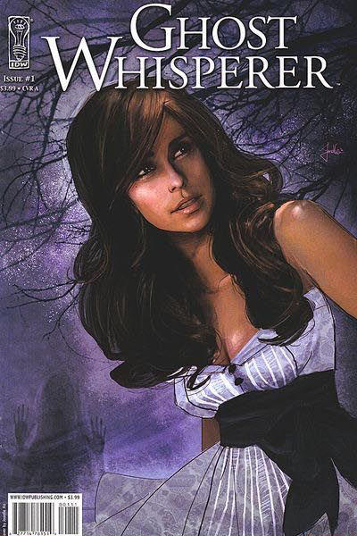 Ghost Whisperer comic books