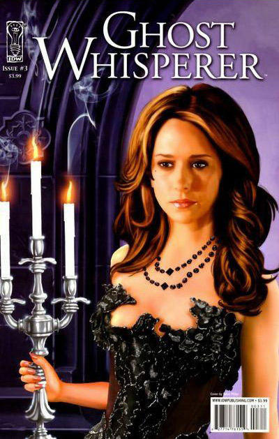 Ghost Whisperer #3 comic books for sale