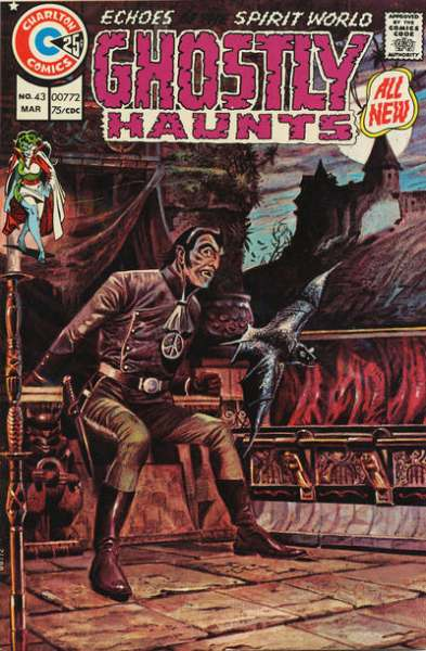 Ghostly Haunts #43 Comic Books - Covers, Scans, Photos  in Ghostly Haunts Comic Books - Covers, Scans, Gallery