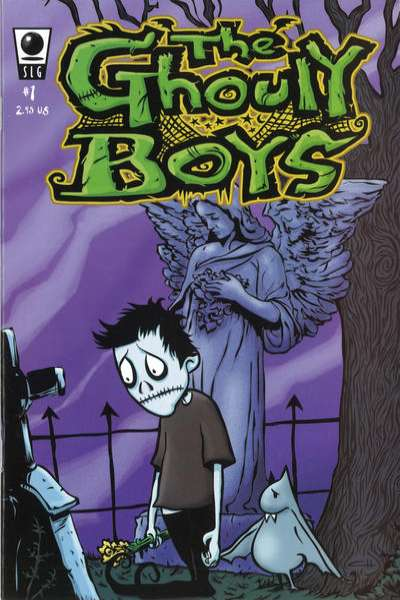 Ghouly Boys #1 comic books for sale