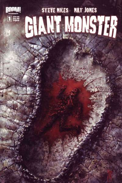 Giant Monster #1 Comic Books - Covers, Scans, Photos  in Giant Monster Comic Books - Covers, Scans, Gallery