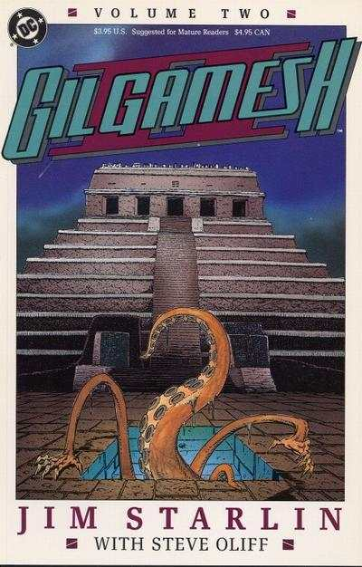 Gil Gamesh II #2 comic books - cover scans photos Gil Gamesh II #2 comic books - covers, picture gallery
