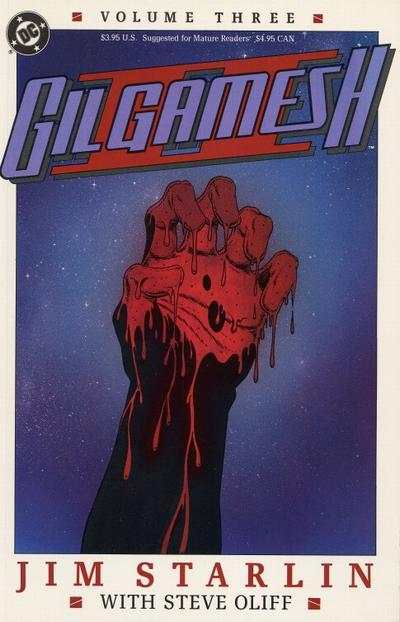 Gil Gamesh II #3 comic books - cover scans photos Gil Gamesh II #3 comic books - covers, picture gallery