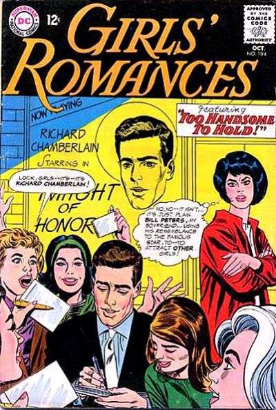 Girls' Romances #104 comic books for sale