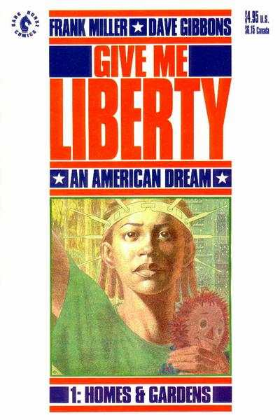 Give Me Liberty Comic Books. Give Me Liberty Comics.