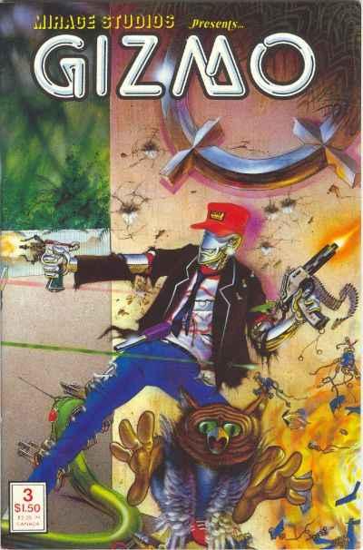Gizmo Comic Books For Sale Buy Old Gizmo Comic Books At Www